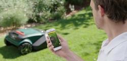 Robomow à portée de smartphone