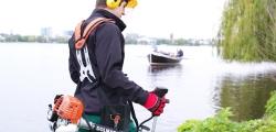 Débroussailleuses thermiques Dolmar - Parcs, jardins et fôrets